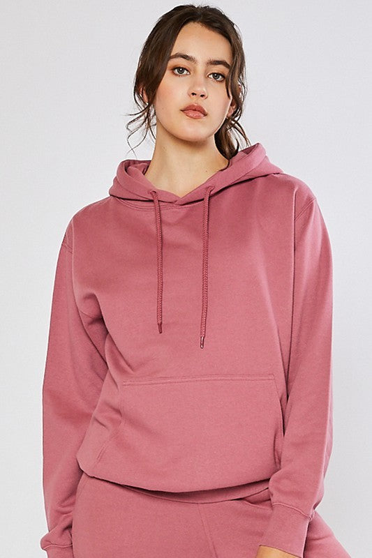 Relax Pullover - Pink