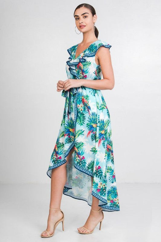 Tropicana Dress - OWN YOUR ELEGANCE