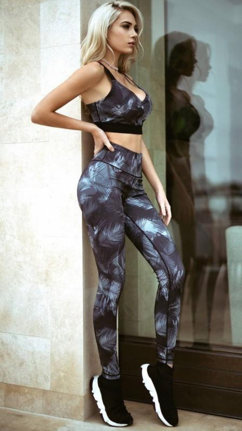 Active Leggings - OWN YOUR ELEGANCE