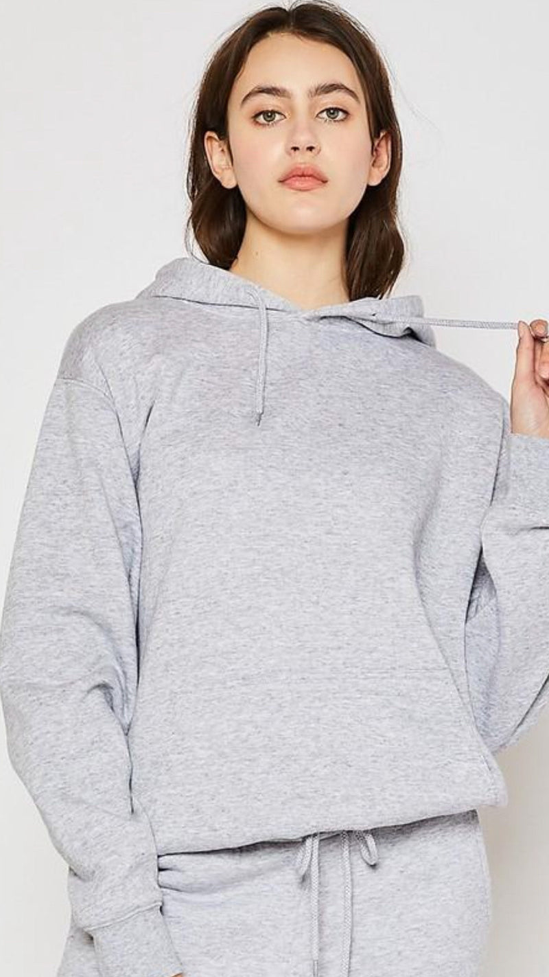 Relax Pullover - Grey - OWN YOUR ELEGANCE