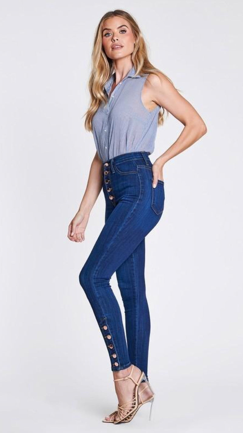 Iris Jeans - OWN YOUR ELEGANCE