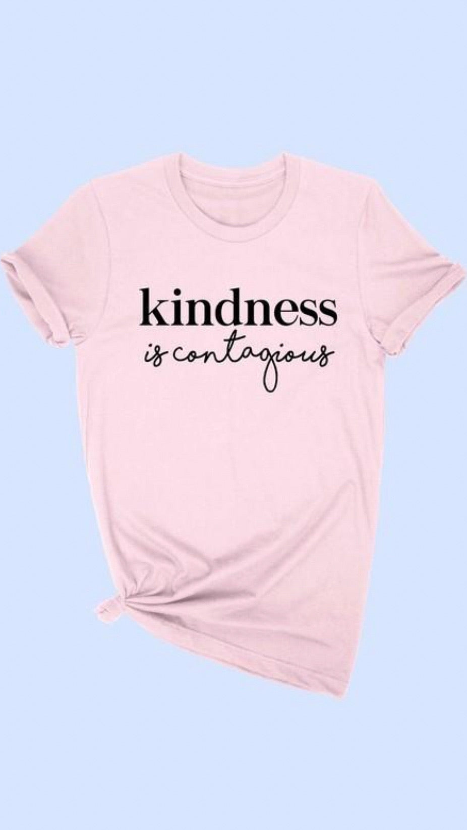 Kindness Shirt - OWN YOUR ELEGANCE