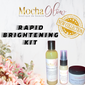 Rapid Brightening Kit