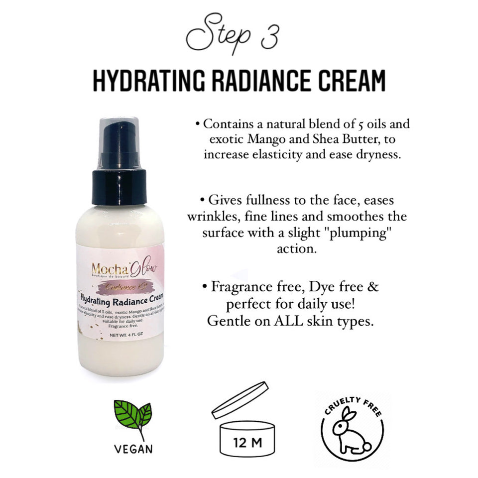 Hydrating Radiance Cream