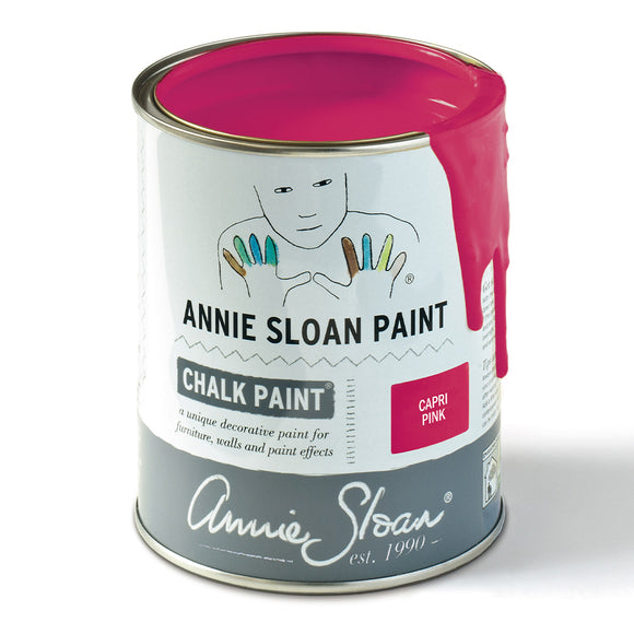 Annie Sloan Chalk Paint and accessories