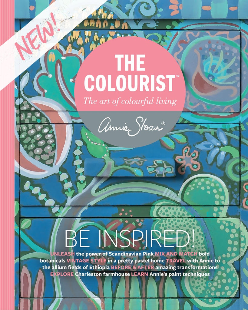 The Colourist Bookazine - Issue 1