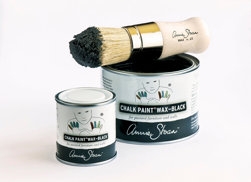 Black Chalk Paint Wax