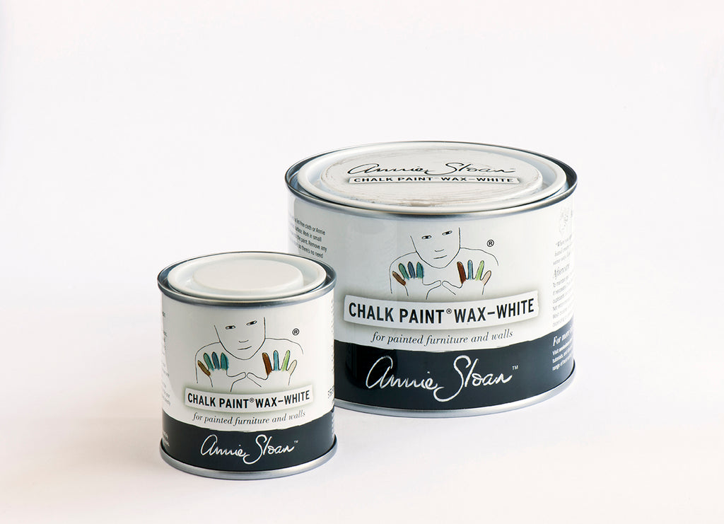 White Chalk Paint Wax
