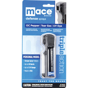 Mace® Personal Model - Tear Gas with UV Dye
