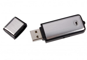 8GB USB Flashdrive Voice Recorder