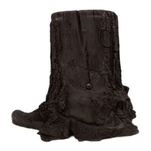Xtreme Life 4K Tree Stump [Indoor/Outdoor] [Battery]