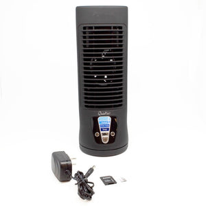 Zone Shield 4K Night Vision Oscillating Fan DVR