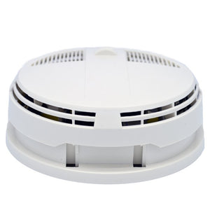 Zone Shield 4K Night Vision Smoke Detector DVR