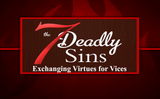 Seven Deadly Sins: Sloth - Wednesday, September 6, 2017