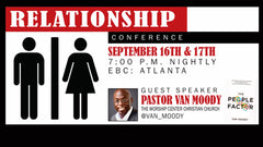2015 Relationship Conference Series - Wednesday, September 16 - Thursday, September 17, 2015