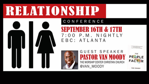 Fresh Manna Store — 2015 Relationship Conference (Night 2