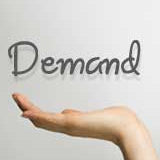You Are In Demand - Sunday, March 24, 2013