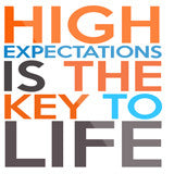 Living With High Expectations - Sunday, January 26, 2014C