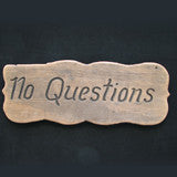 The Tragedy of Not Having Enough Questions - Wednesday, June 4, 2014Dr. Joe S. Ratliff