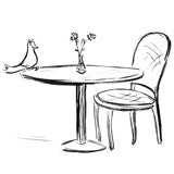 Table For One - Thursday, September 5, 2013