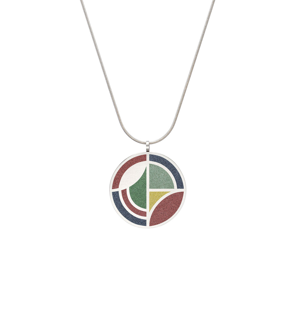 Saguaro - Concrete Necklace 1