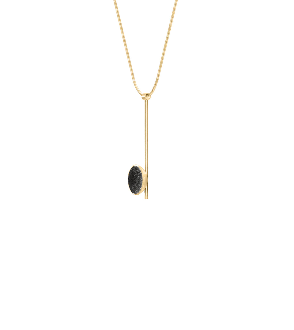 Inspira Minor Necklace 14k