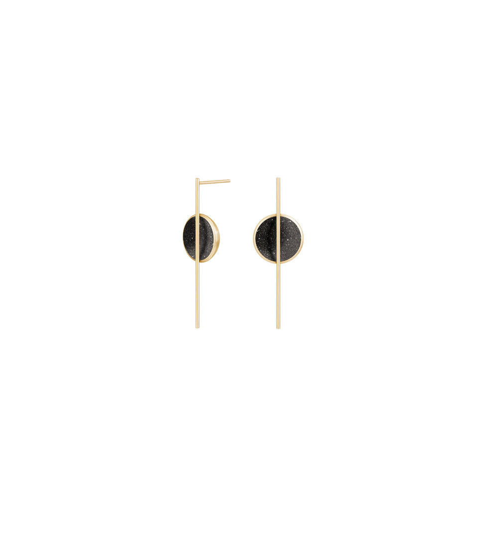 Linnea Minor Earrings 14k