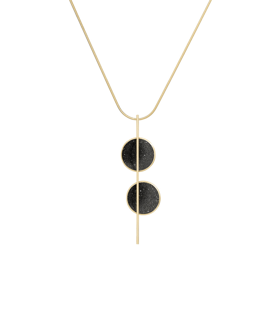 Arago Minor Necklace 14k