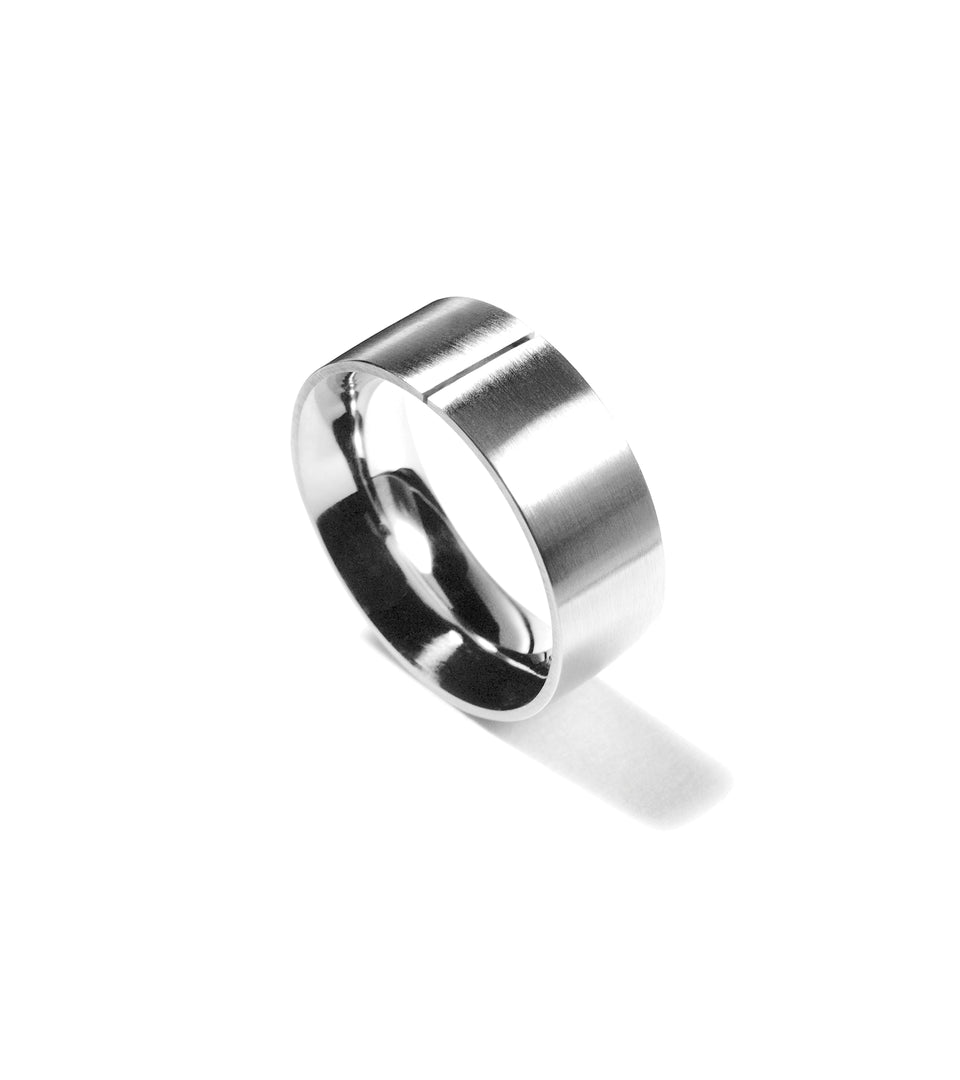 KMr117 Union Wedding Ring