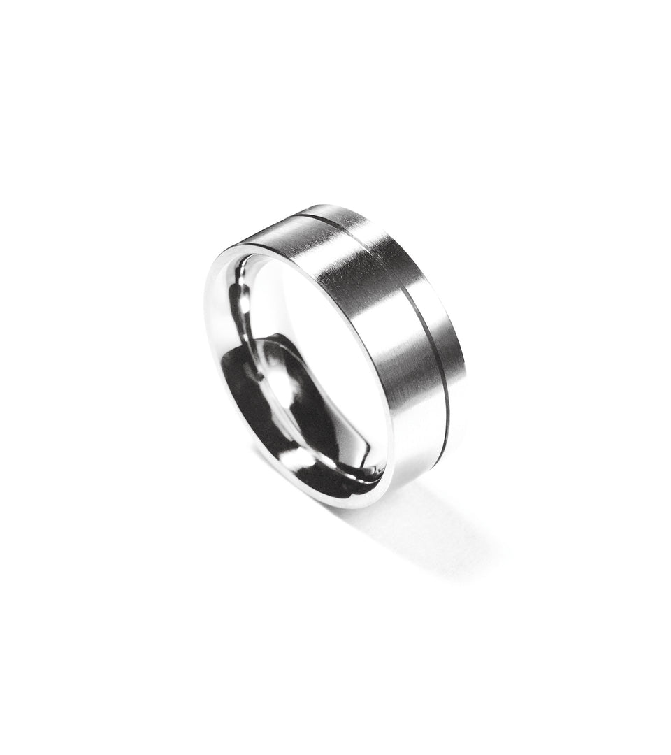 KMr118 Union Wedding Ring