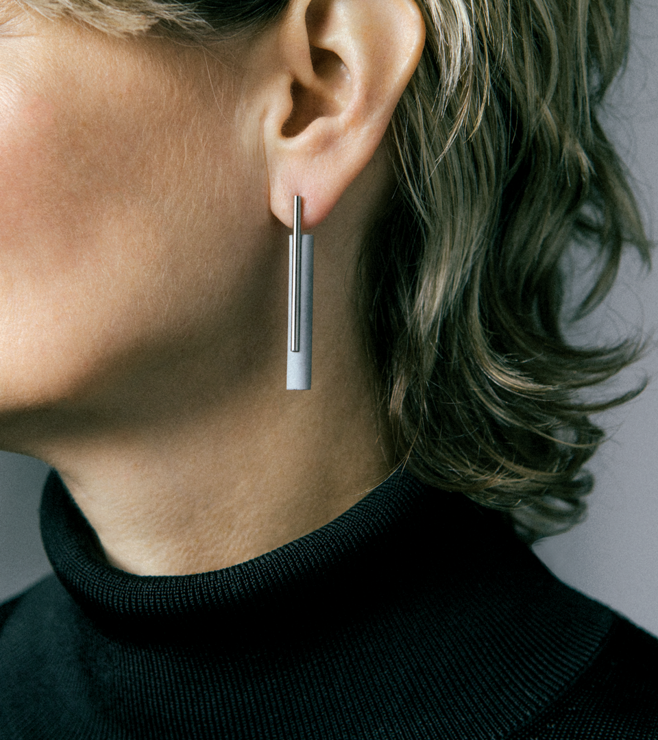 Unity Tandem Earrings