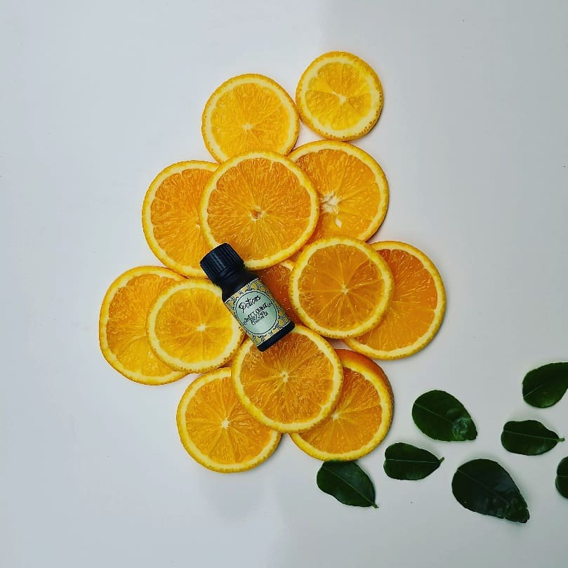 Potions Sweet Orange Essential Oil - 100% Pure