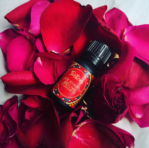 Potions Rose Geranium Essential Oil - 100% Pure