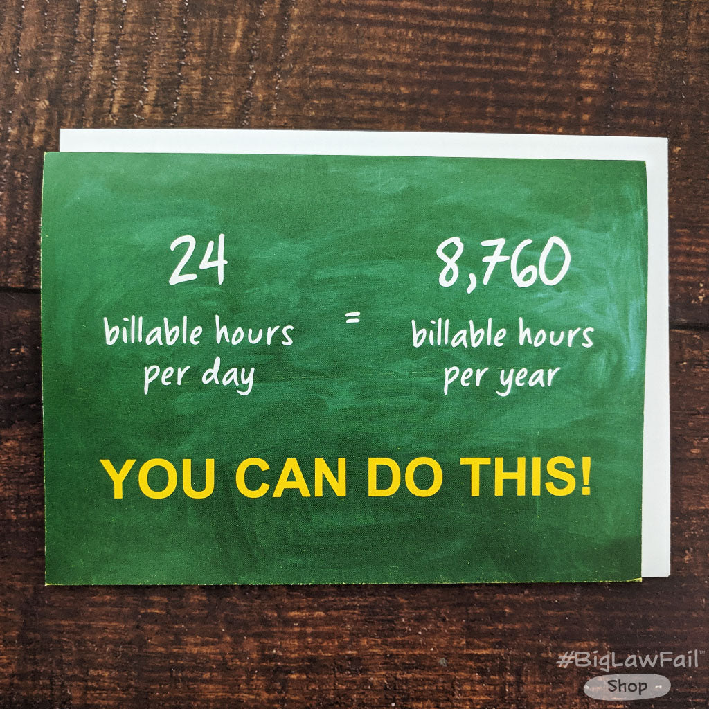 Billable Hours Card