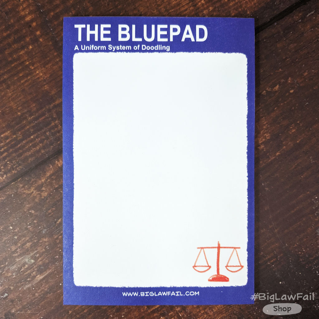 The Bluepad Notepad