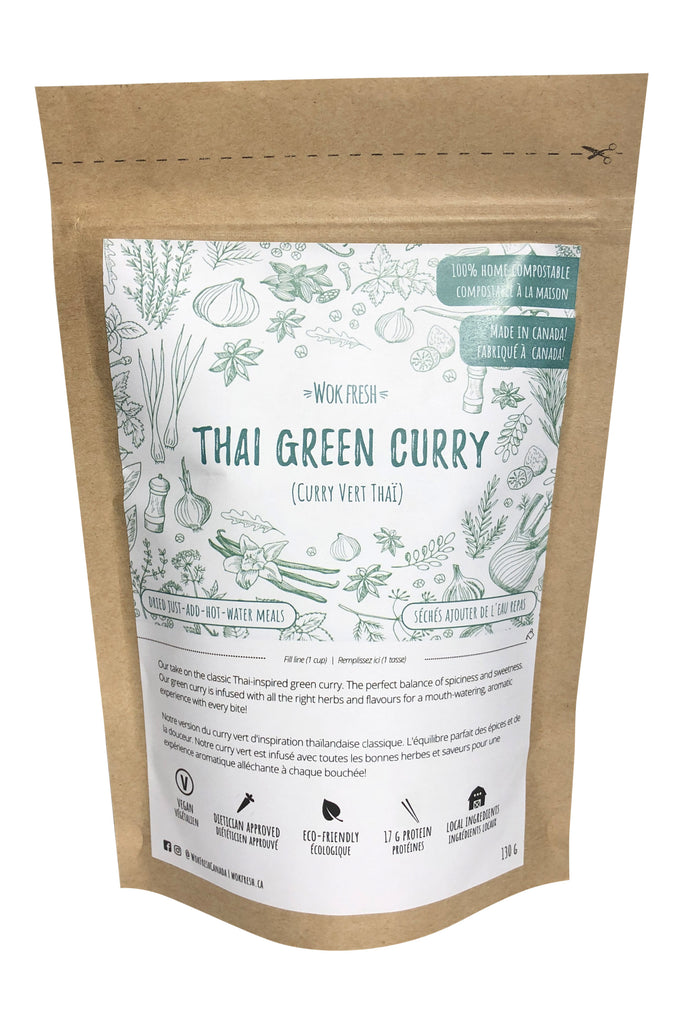 Thai Green Curry | Curry Vert Thaï