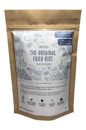 The Original Fried Rice |  Le Riz Frit Original