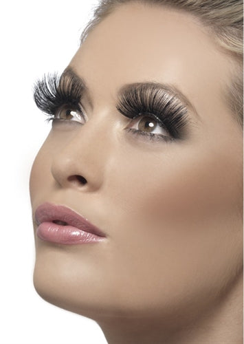 60s Eyelashes - Black FV-32330