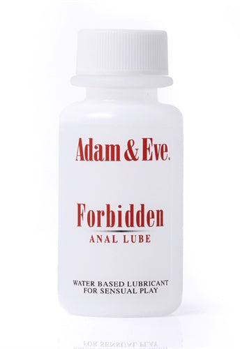 Adam and Eve Forbidden Anal Lube - 1 Oz. AE-LQ-7878-2