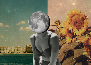 Sunflower Retrograde | Adra Kandil
