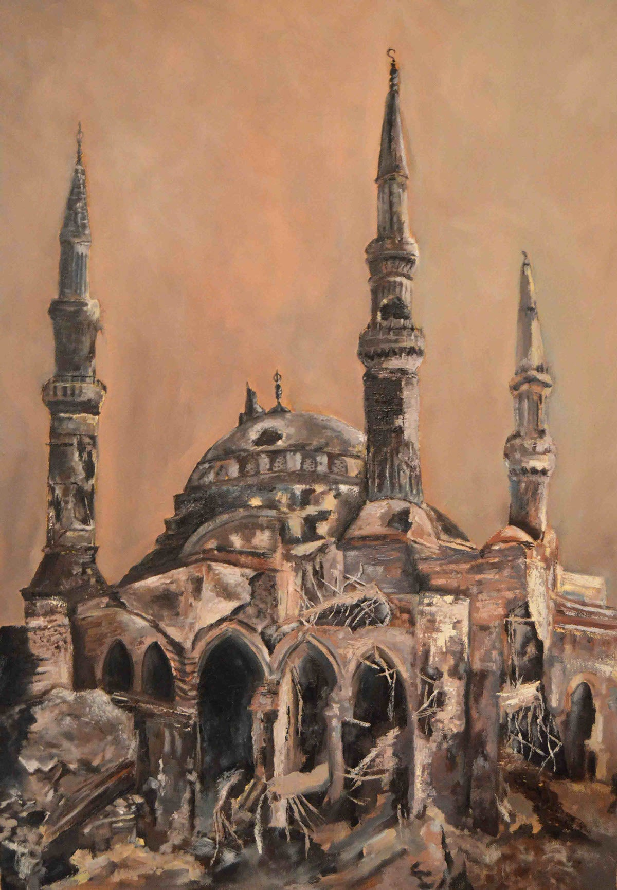 The Blue Mosque | Wissam Kibbi