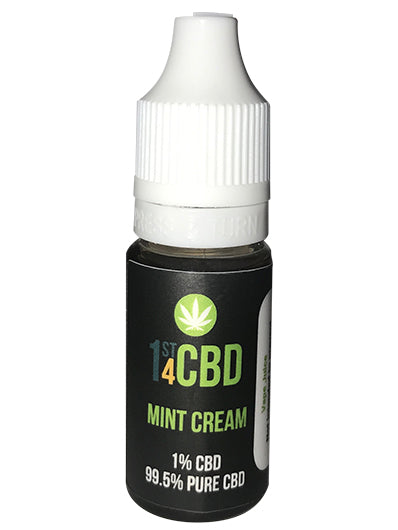 1st4CBD Mint Cream Vape