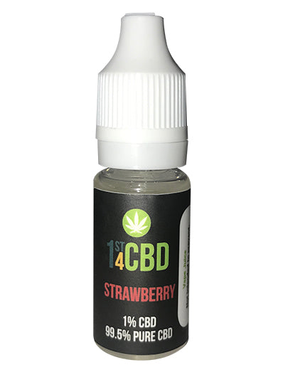 1st4CBD Strawberry Vape