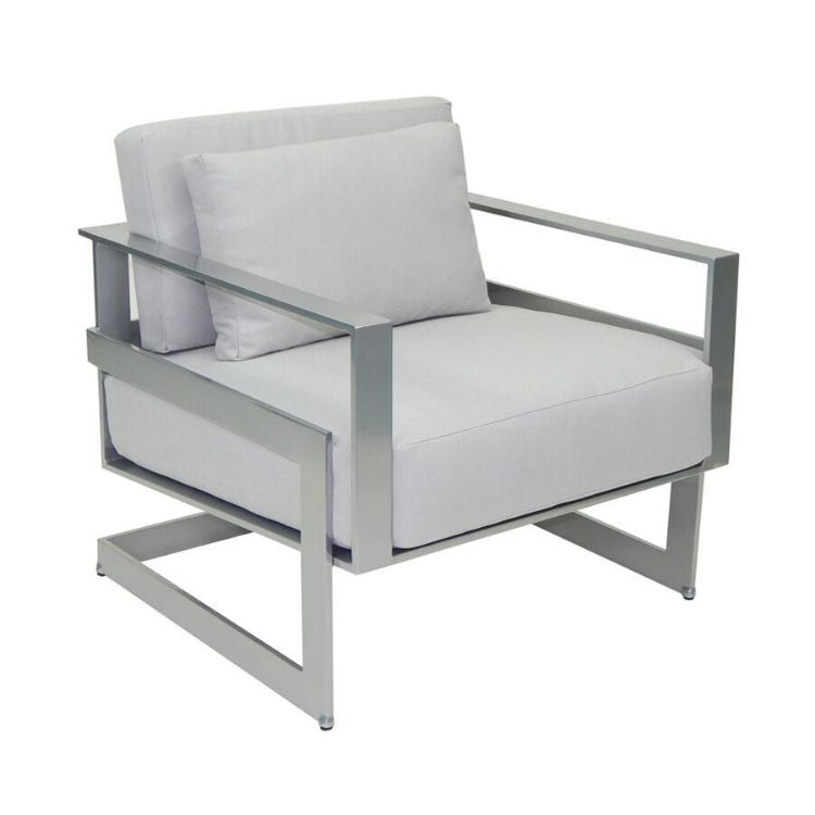 Eclipse Cushioned Lounge Chair