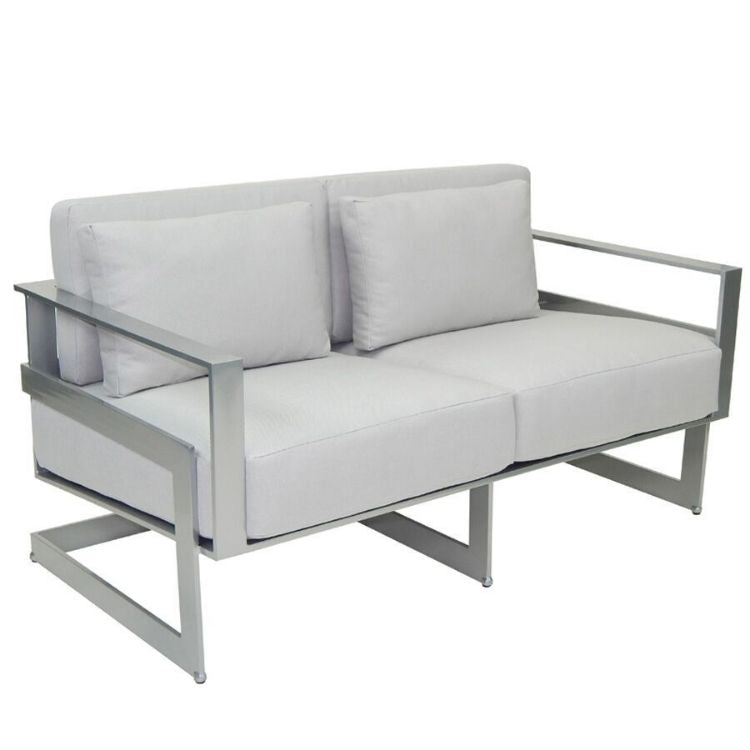 Eclipse Cushioned Loveseat