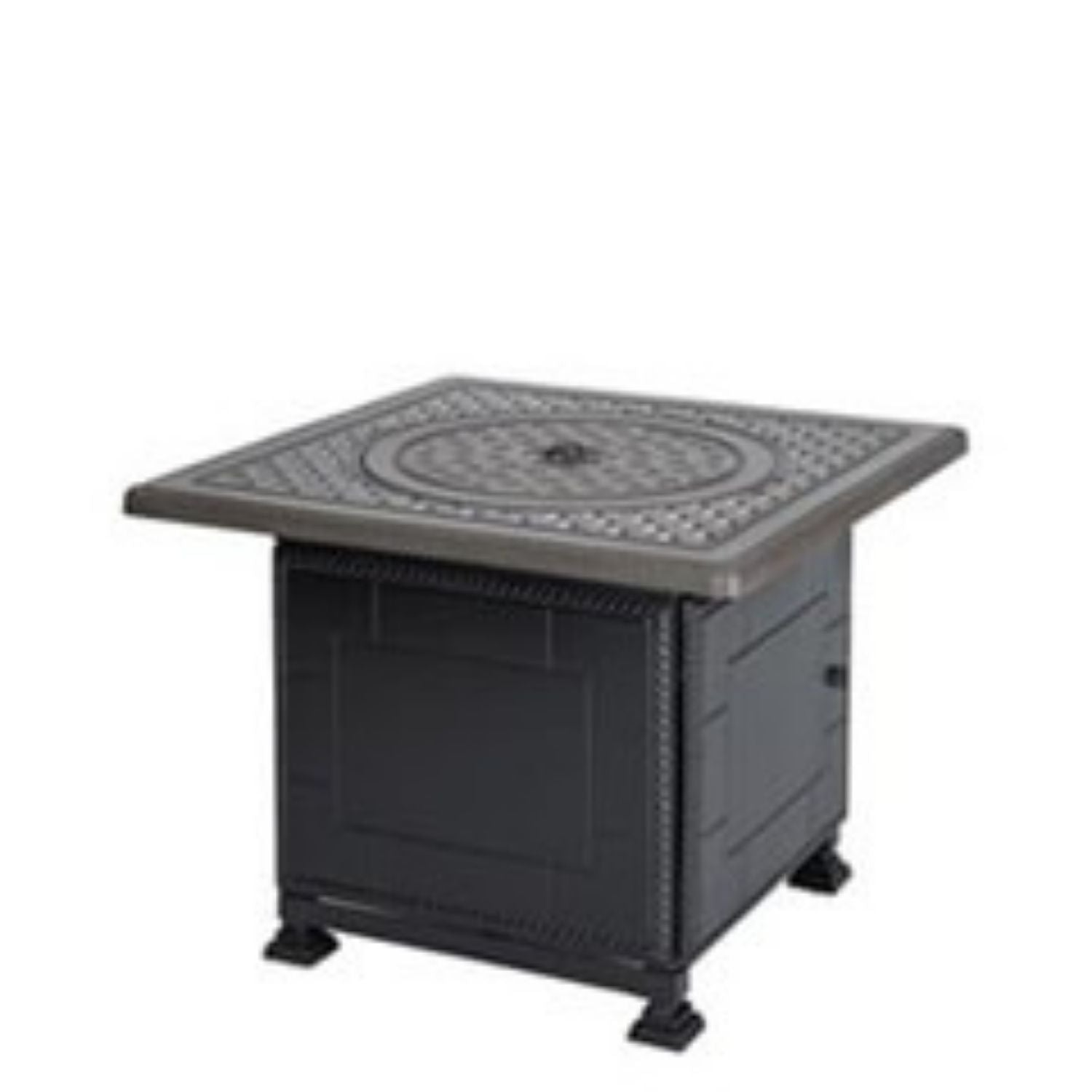 "Grand Terrace 36"" Square Fire Table"