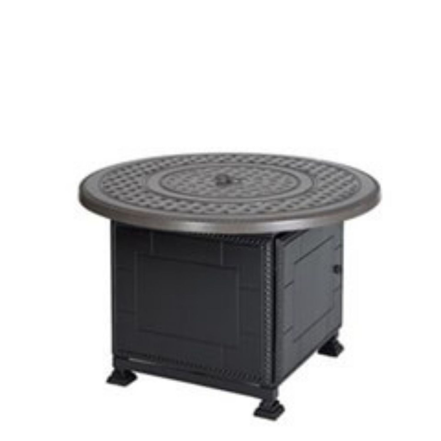 "Grand Terrace 42"" Round Fire Table"