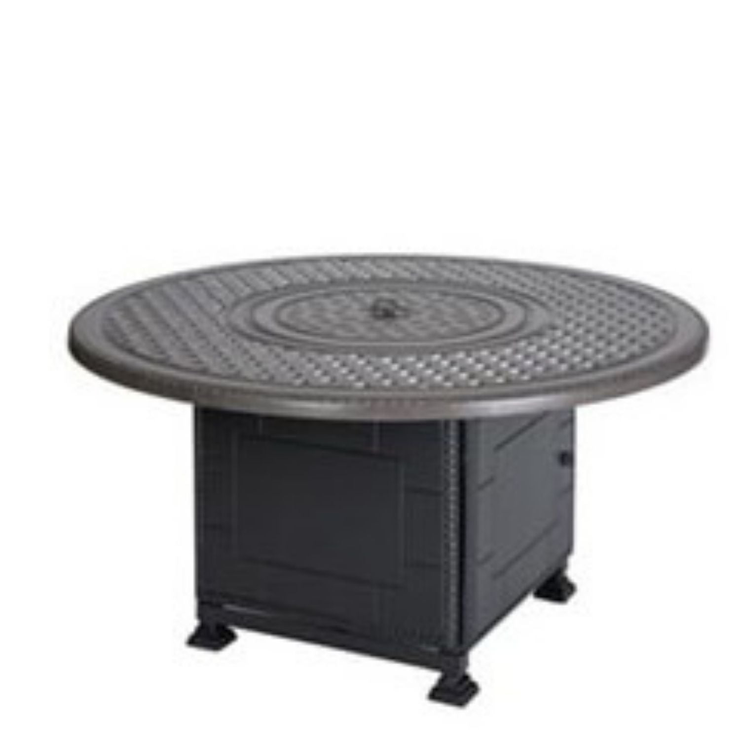 "Grand Terrace 54"" Round Fire Table"