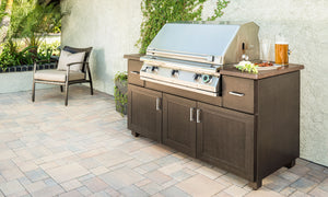 Outdoor Grill Kitchen, Riviera Outdoor Décor