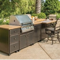 Gensun Outdoor Kitchen by Riviera Outdoor Decor, Corpus Christi, Rockport, Port Aransas and Padre Island Texas